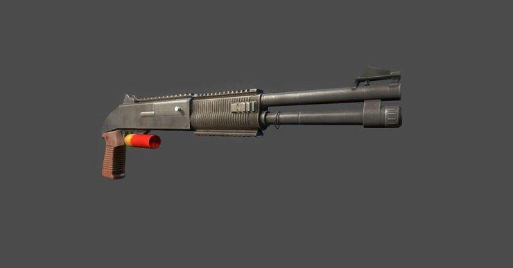 سلاح جدید M1014 در سیزن 15 بازی پابجی موبایل