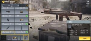 سلاح های فصل 10 کلاف دیوتی
