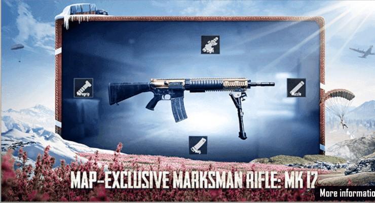 بررسی اسلحه mk12