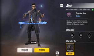 نقد و بررسی دو کاراکتر Alok و K در بازی فری فایر
