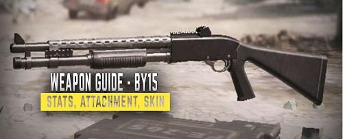 بررسی اسلحه BY15 در بازی کالاف دیوتی موبایل