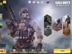 تنظیمات مناسب برای بازی کالاف دیوتی موبایل