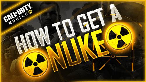 ترفند های گرفتن Nuke بازی کالاف دیوتی موبایل