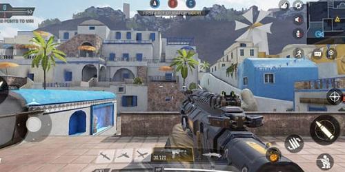 بررسی مپ Tunisia بازی کالاف دیوتی موبایل