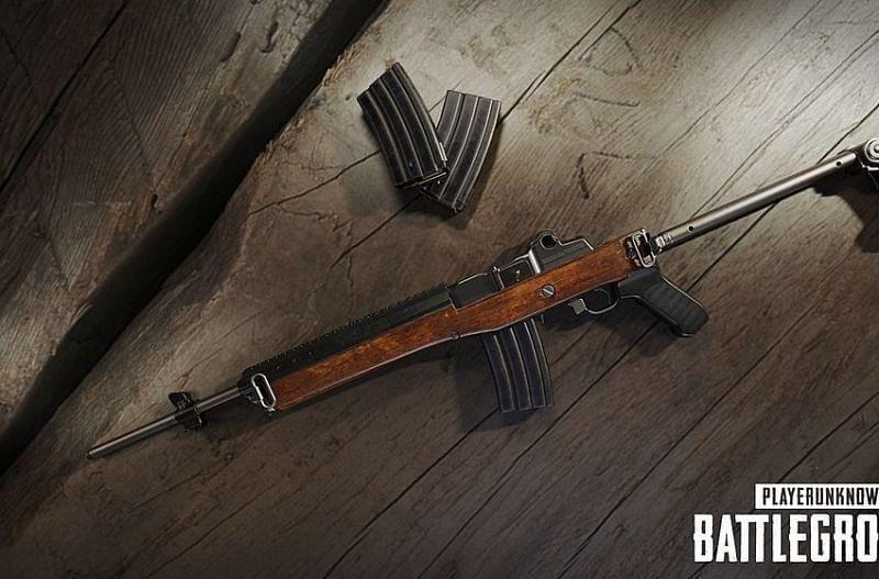 مقایسه اسلحه Mini-14 و SKS