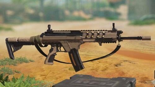 استفاده از اسلحه HBRa3 در بازی کالاف دیوتی موبایل موبایل