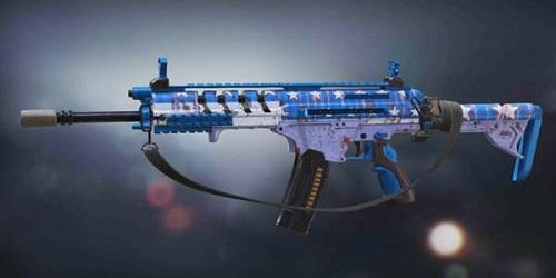 استفاده از اسلحه HBRa3 در بازی کالاف دیوتی موبایل
