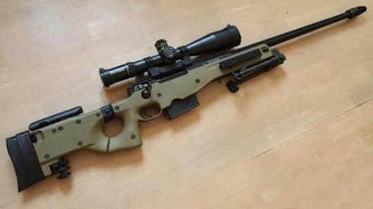 نقد و بررسی اسلحه AWM بازی پابجی