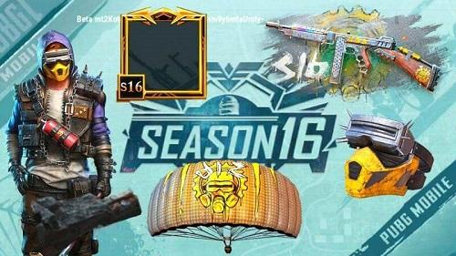 اخبار جدید سیزن 16 بازی پابجی موبایل