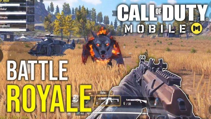 بازی کالاف دیوتی موبایل برای بازیکنان جدید