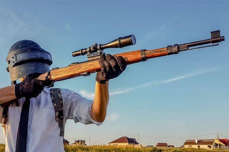 همه چیز درباره اسلحه kar98k