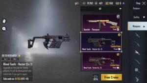 معرفی سلاح های SMG pubg mobile