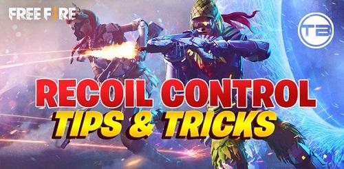 آموزش کم کردن Recoil سلاح ها در بازی فری فایر