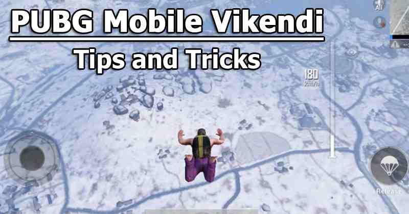 منطقه ویلا villa در بازی پابجی موبایل