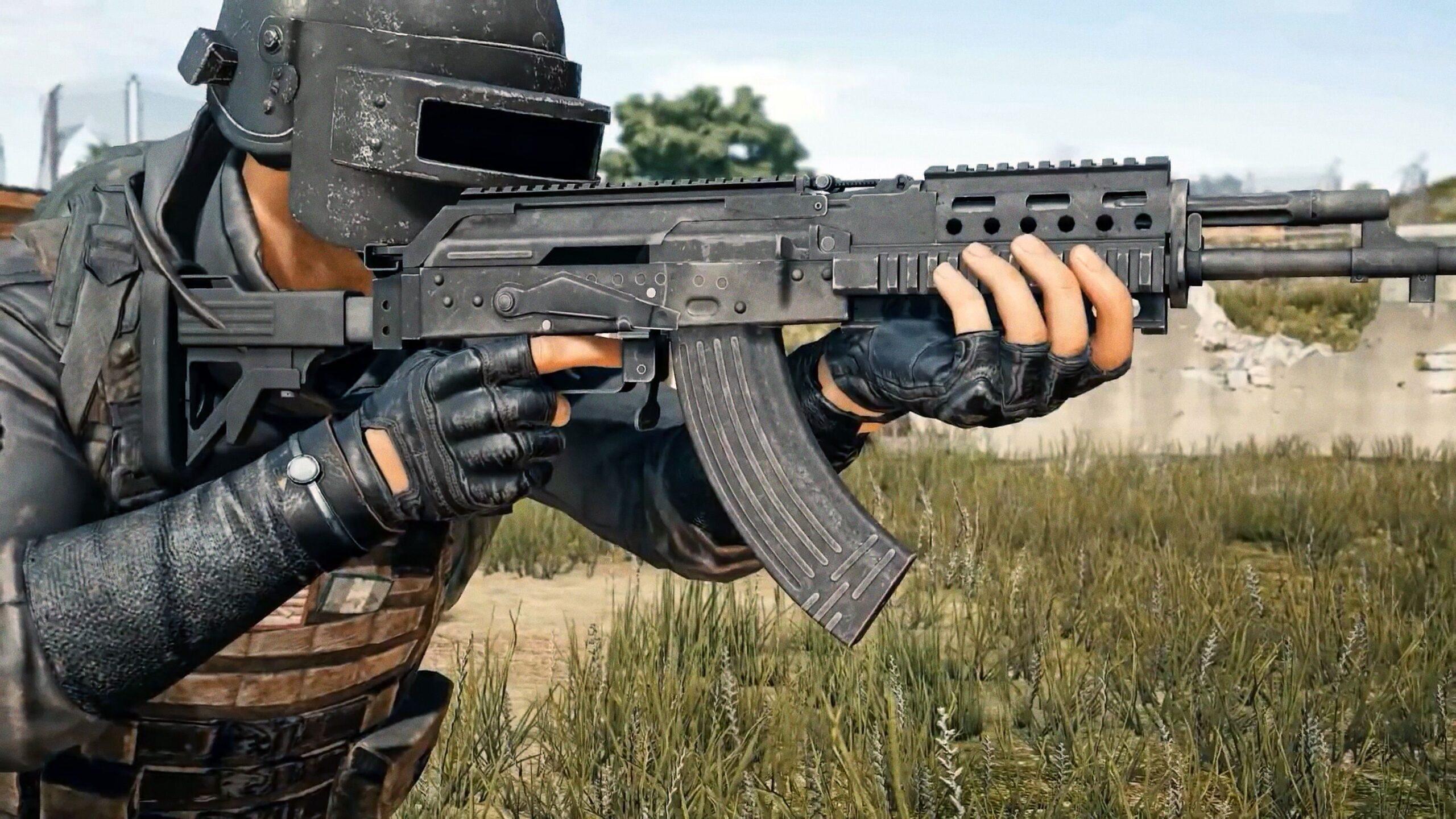 بهترین attachment های اسلحه M762 در بازی پابجی موبایل