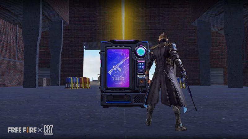 همه چیز درباره vending machine در بازی فری فایر