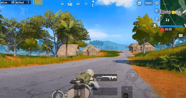 سلاح های Mini-14 و QBU در پابجی موبایل