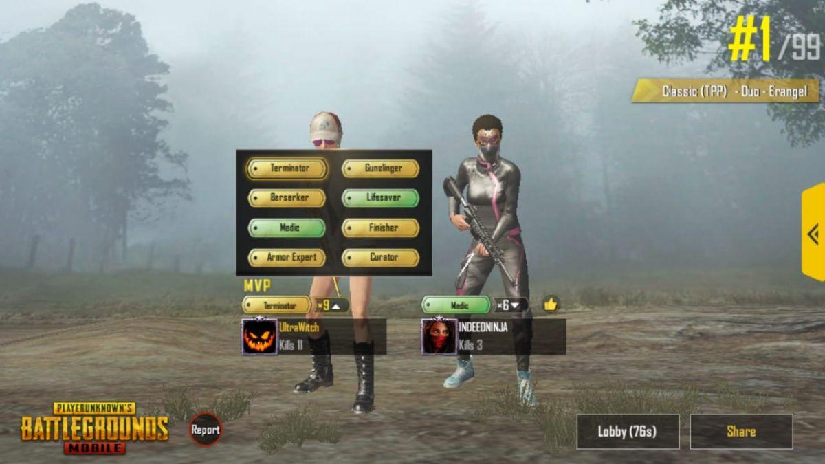 معرفی آیتم های مختلف در بازی پابجی موبایل