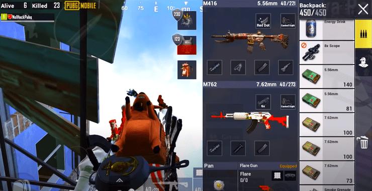 آیتم های اسلحه M762