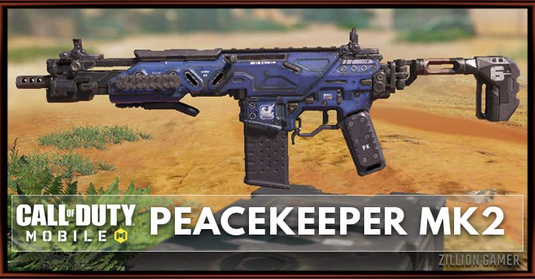 نقد و بررسی اسلحه MK2 در بازی کالاف دیوتی موبایل