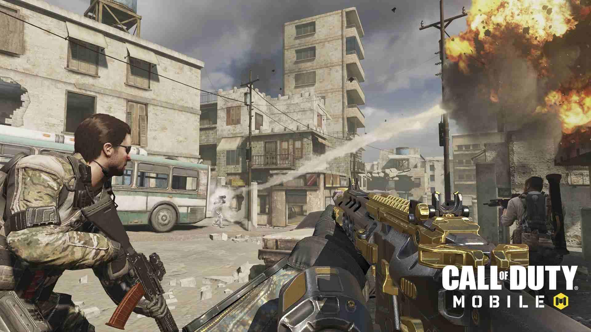 بررسی قدرتمندترین ایتم های جنگی سال 2021 بازی کالاف دیوتی موبایل