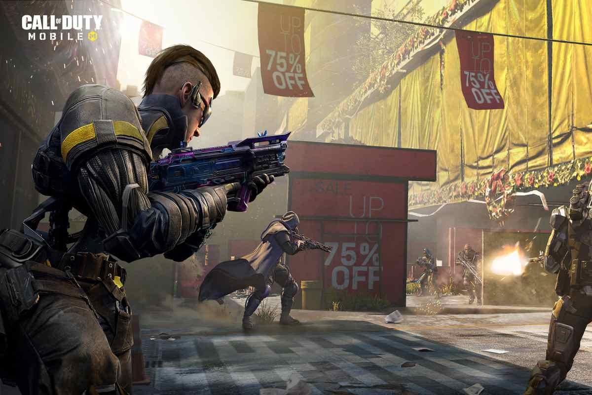 معرفی ۵ اسلحه برتر سیزن ۲ بازی کالاف دیوتی موبایل