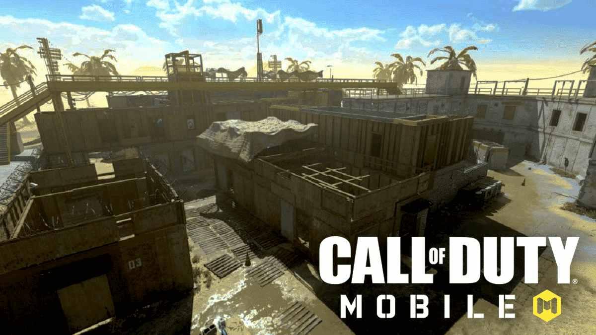 بررسی مپ shoot house در سیزن دو 2 بازی کالاف دیوتی موبایل