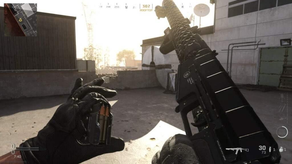 مقایسه اسلحه M21 و AS-VAL در حالت بتل رویال سیزن 2 بازی کالاف دیوتی