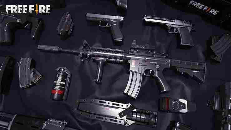 راهکار های حرفه ای برای کنترل recoil سلاح های AR در بازی فری فایر