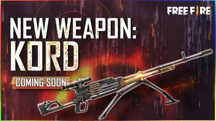 سلاح KORD