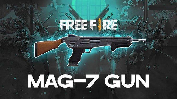 مقایسه اسلحه های M1014 و MAG 7 در بازی فری فایر