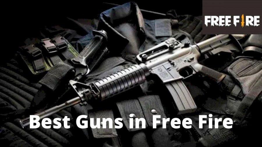 معرفی بهترین سلاح های LMG در بازی فری فایر free fire